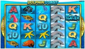 Dolphin Coast Slot Game