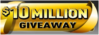 Casino Rewards 10 Million Giveaway
